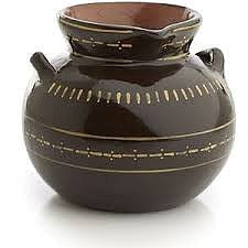 Olla de Barro Chocolate Pot