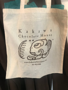 Canvas Kakawa Tote Bag