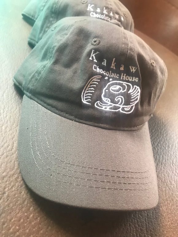 Kakawa Embroidered Hat