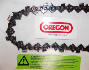 20BPX025U 25' Oregon saw chain reel 25 foot roll .325 pitch .050 gauge micro-chisel
