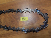 68LX060G Oregon PowerCut Full Chisel chain 063 gauge 60 DL 404 pitch