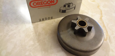 28006 Oregon chainsaw saw sprocket 3/8 pitch fits (Sears)  35235, 35238, 35255