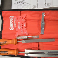 "Oregon 558488 file guide 5/32""  Professional Maintenance file kit for chainsaw"