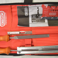 "1 Oregon 558550 file guide 3/16""  Professional Maintenance file kit for chainsaw"