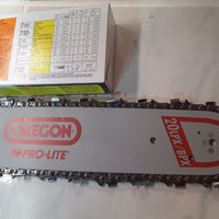 "20"" Oregon 200GLGK041  bar & 1 chain combo fits Echo CS- 3900,440, 510, 520 saw"