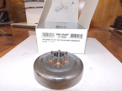 Oregon 111185X chainsaw saw sprocket .325 pitch fits (Alpina) 400, 450, 500