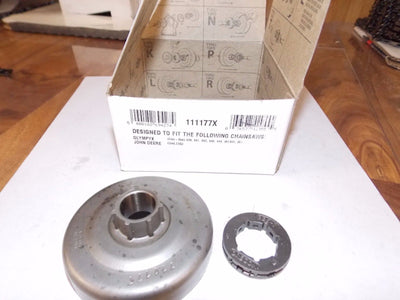 Oregon 111177X chainsaw saw sprocket .325 pitch fits (Olympyk) 938, 941, 942,945
