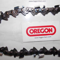 68LX124G Oregon PowerCut Full Chisel chain 063 gauge 124 DL 404 pitch