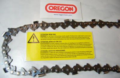72APX080G Oregon 3/8 pitch .050 80 DL Full Skip Semi chisel chain
