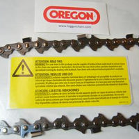 72APX078G Oregon 3/8 pitch .050 78 DL Full Skip Semi chisel chain