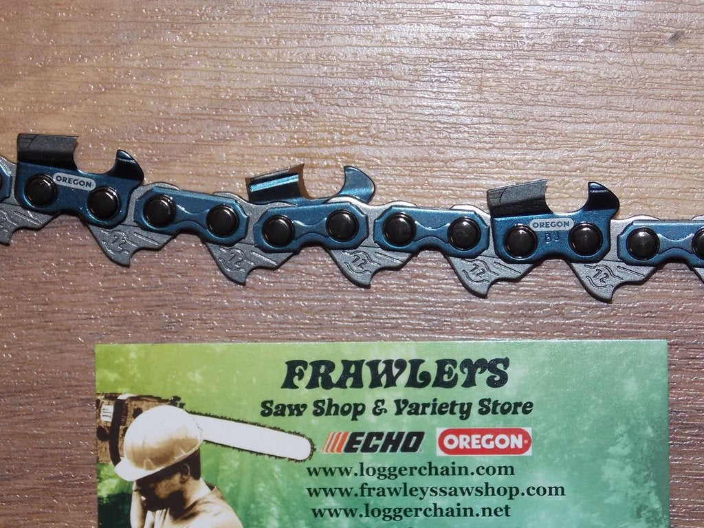 "72LGX066G 18"" replacement Oregon saw chain superseded to 72EXL066G PowerCut"