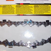 "72APX105G 32"" chainsaw 3/8 pitch 050 105 DL Full Skip Semi chisel chain"