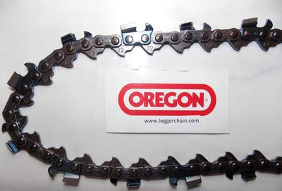 72CL Oregon Square ground full chisel replacement saw chain