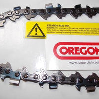"72CL060G 16"" 3/8 pitch .050 60 DL Square ground Full chisel saw chain"