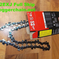 72EXJ Oregon full skip chainsaw chain
