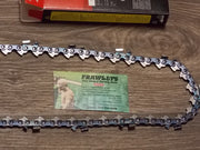 "73JGX060G 16"" Oregon saw chain superseded to 73EXJ060G PowerCut"