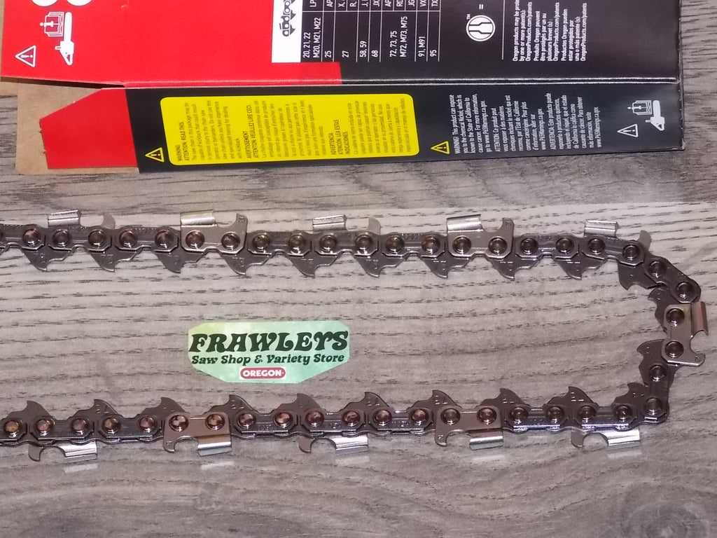 "73RD119G 37"" 3/8 pitch .058 119 DL RipCut Ripping chainsaw chain"