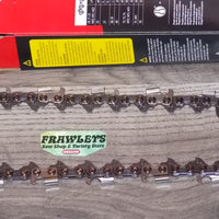 "73RD092G 28"" 3/8 pitch .058 92 DL RipCut Ripping chainsaw chain"
