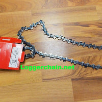 "73EXL084 24"" 3/8 pitch .058 gauge 84 DL PowerCut Full chisel saw chain"