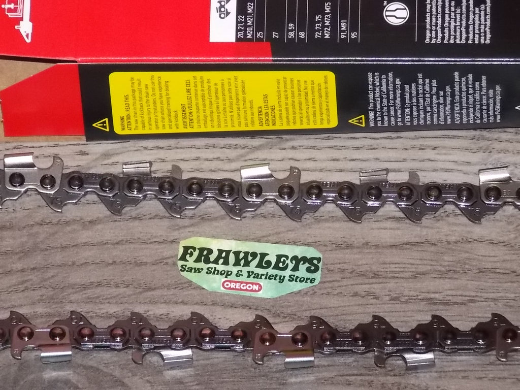 "75RD098G 30"" 3/8 pitch .063 98 DL RipCut Ripping chainsaw chain"