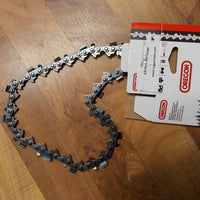 "75CL098G 30"" 3/8 pitch .063 98 DL Square ground Full chisel saw chain"