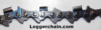 "75DPX059G 16"" 3/8 pitch .063 gauge 59 DL Semi chisel VersaCut chain"