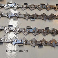 "75DPX098G 30"" 3/8 pitch .063 gauge 98 DL Semi chisel VersaCut chain"