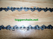 91PX AdvanceCut Oregon chainsaw chain 3/8LP .050 gauge loggerchain.net