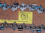 "M72DPX105 32"" 3/8 pitch .050 gauge 105 DL DuraCut HD saw chain"
