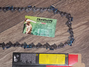 27AX064G Oregon Micro Chisel Full Skip saw chain .404 pitch 64 DL