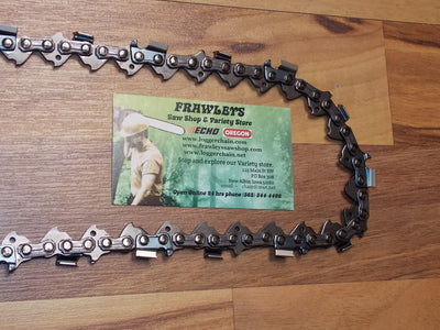 22LPX063G .325 pitch .063 gauge 63 drive links PowerCut saw chain for sale