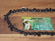 "3623 005 0091 Stihl Saw Chain 28"" Oregon replacement 72EXL-91"