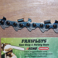 "3623 005 0066 Stihl Saw Chain 18"" Oregon replacement 72EXL-66"