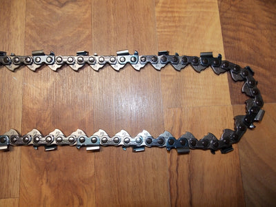 18HX073E Oregon Harvester saw chain .404 pitch 73 Drive Links .080 gauge