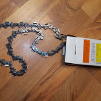 68LX094G Oregon PowerCut Full Chisel chain 063 gauge 94 DL 404 pitch