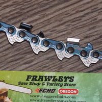 72EXL100U 100' roll NEW Oregon Full Chisel PowerCut saw chain 3/8 pitch .050 gauge