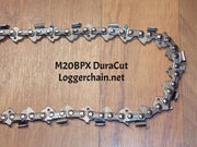M20BPX DuraCut HD .325 pitch .050 gauge Oregon saw chain