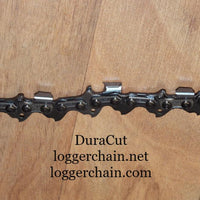 "Oregon M20BPX072G 18"" DuraCut chainsaw chain .325 .050 72 DL"