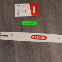 Oregon Intenz chainsaw guide bar 160DGET041