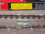 "72RD059G 16"" 3/8 pitch .050 59 DL RipCut Ripping chainsaw chain"