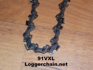 91VXL Pro VersaCut replacement saw chain 3/8 LP .050