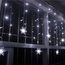 Load image into Gallery viewer, Star LED Curtain