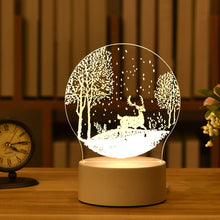 Load image into Gallery viewer, 3D Night Light USB