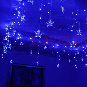 Star LED Curtain