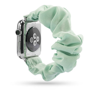 Scrunchie Watchband for Apple