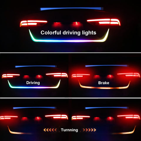 LED Tail Light With Blinker