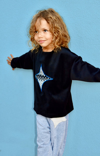 Midnight Sweatshirt | KIDS