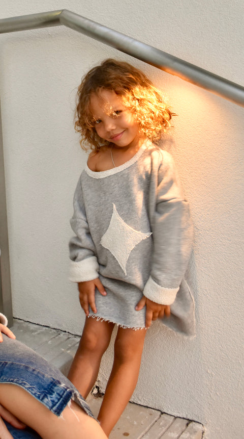 My Star Sweatshirt | KIDS