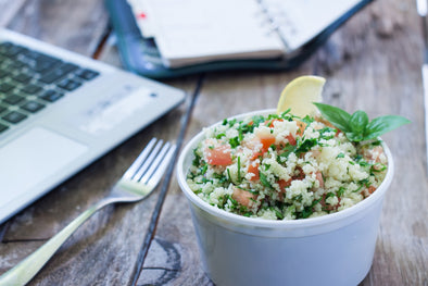 5 Ways to Spice Up Your Work Lunches