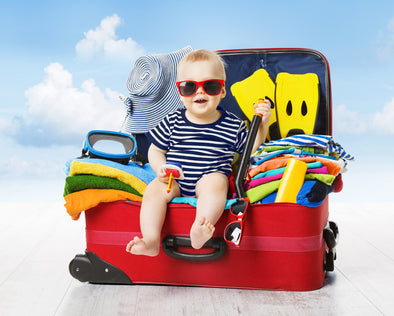 Benefits of Traveling with Your Baby
